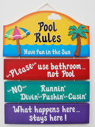 Backyard Pool Safety by Pool Safety Rules Everyone Should Know