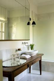 White Cottage Bathroom Vanity by Farmhouse Bathroom Vanity Cottage Bathroom