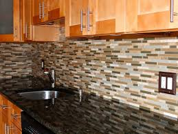 tiles backsplash ornamental glass tile ideas for kitchens with