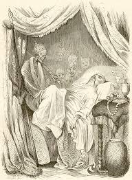nightingale fairy tale