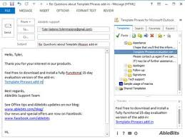 reply to email with template in outlook coding pinterest