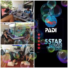 costa rica padi scuba diving instructor development idc