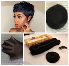 27 Piece Weave Hairstyles Aliexpress Com Buy 6pcs 27 Pieces Short Hair Weave Short Bump