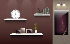 3d home interior vector wallpapers