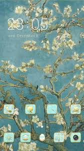 android wallpaper van gogh download heart theme deep sea strawberry wallpaper theme for your