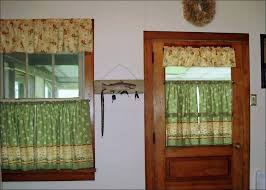 Stylish Kitchen Curtains by Kitchen Pleasant Country Kitchen Curtains In Country Kitchen