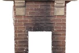 How To Update Brick Fireplace by How To Paint A Brick Fireplace White Home Guides Sf Gate