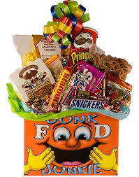 food gift basket snack junk food gift box snacks gift box