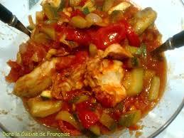 cuisiner reste poulet poulet basquaise ou comment recycler les restes du poulet