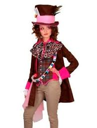 Halloween Costumes Mad Hatter Mad Hatter Costume Child Wear Halloween Heck