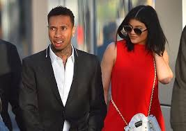 tyga hair transplant that s a tight clinch kylie gets intimate and not with tyga