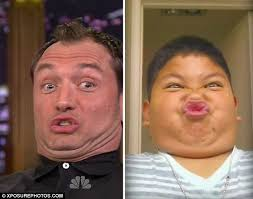 Funniest Challenge Jude Competes In Challenge With Jimmy Fallon On The
