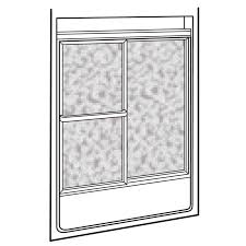 tub shower doors american standard quickview