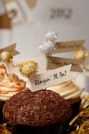 New Years Eve Cupcake Decorations by 341 Best New Year U0027s Eve Party Images On Pinterest Happy New Year