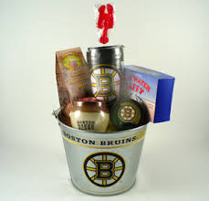 gift set for boston bruins fans includes both boston bruins gear