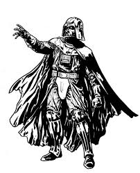 lovely darth vader coloring page 95 in coloring pages for kids