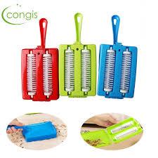 canap plastique congis 1 pc en plastique à tapis débris brosse canapé tapis pet