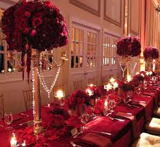decor red wedding reception decor popular home design best and