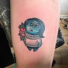 inside out sadness tattoo walyou