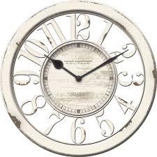 scandinavian wall clock wall clocks wayfair 10 antique contour clock loversiq