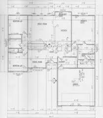 Floor Framing Plan Townsville Floor Plan Harvest Ridge Subdivision