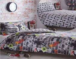 Duvet Club Graffiti Bedding Zeppy Io