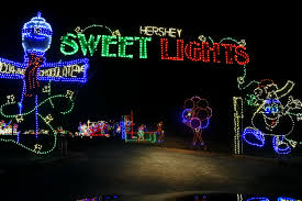 sweet lights hershey pa christmas in hershey pa the latina homemaker