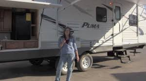 charming fifth wheel campers with bunkhouse and outdoor kitchen rv