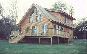 log home floor plans the lake anna ii 1274 square feet by b u0026h