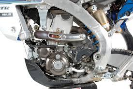 motocross bike parts dirt bike magazine yamaha yz450fx full test