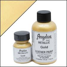 angelus gold paint angelus acrylic leather paints