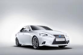 lexus 2014 white 2014 lexus is us pricing announced autoevolution