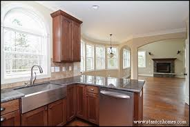 kitchen without island why should you eliminate the kitchen island raleigh new homes