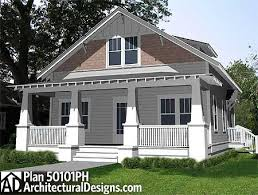 Cottages And Bungalows House Plans by Plan 50101ph 3 Bedroom Arts U0026 Crafts Bungalow House Plan Crafts