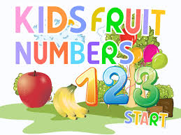 learn count fruits numbers english vocabulary cool math games