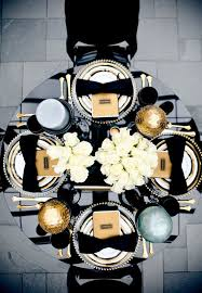 black and white table settings black and gold table setting private webcam us