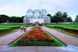 Botanical Gardens Ticket Prices Curitiba Botanical Gardens Curitiba Brazil Atlas Obscura