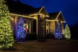 commercial grade led christmas lights residential holiday lighting service light up nashville
