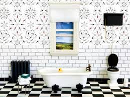 Bathroom Wallpaper Modern 11 Modern Wallpaper Trends To Try Hgtv S Decorating Design