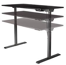 Realspace Magellan Desk Realspace Magellan Performance Electric Height Adjustable Wood