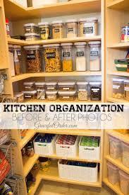 Organized Kitchen Cabinets 223 Best Kitchen Ideas Images On Pinterest Home Kitchen And