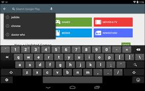 android device history how to clear your search and apps history in the play store