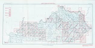 County Map Kentucky Kentucky Historical Topographic Maps Perry Castañeda Map