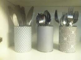 Kitchen Utensil Holder Ideas Diy Utensil Holder Diy Do It Your Self