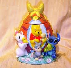 winnie the pooh easter eggs 186 best winnie the pooh and friends cookie jars images on