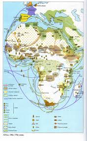 Africa Religion Map by Maps Of Africa