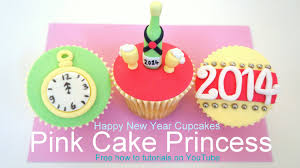 New Year Decoration Ideas Home by New Year Cupcakes Decoration Idea Decoration Ideas Collection
