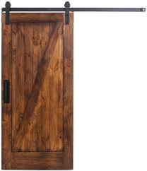42 Interior Door Z Style Interior Sliding Barn Door Rustica Hardware