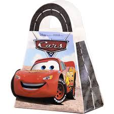 cars movie favor boxes birthday party central