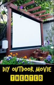 right in your own backyard enjoy movie nights under the stars right in your own backyard by